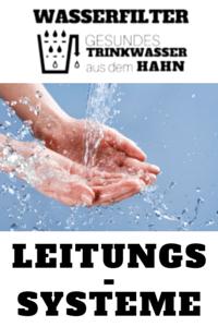 Leitungswasser filtern oder Tischwasserfilter nutzen